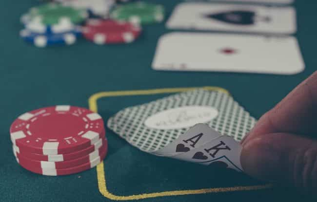 Une animation spéciale pour une soirée casino !
